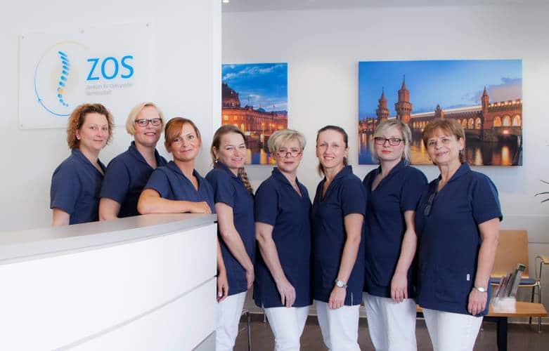 Foto Team des ZOS