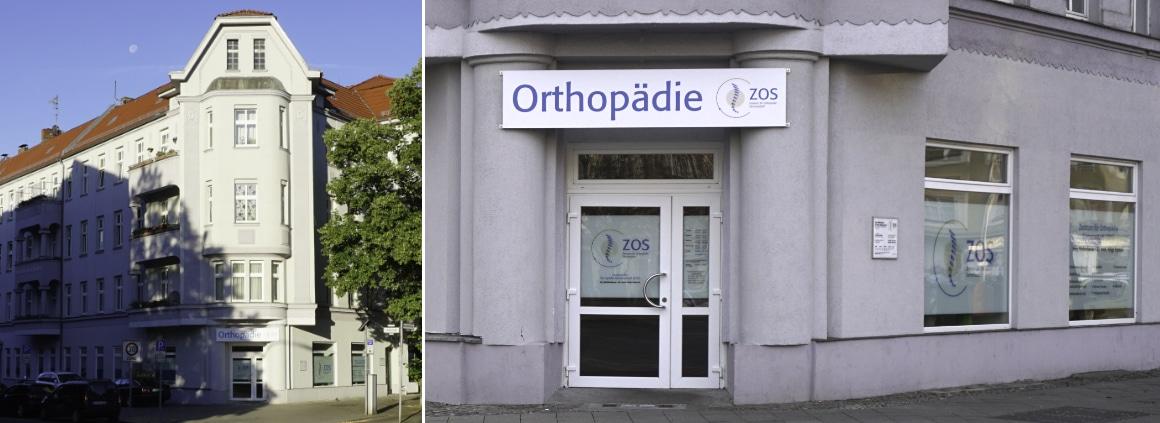 Bild Orthopaedie Siemensstadt Spandau